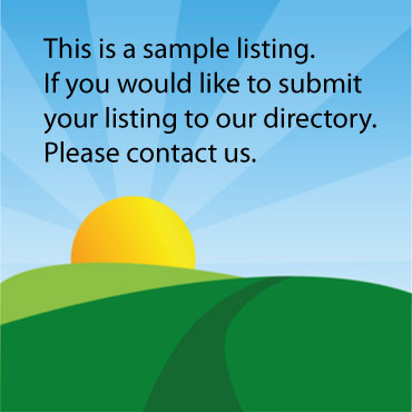 Sample Listing